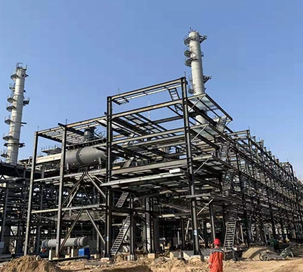 宝丰能源循环经济工业园