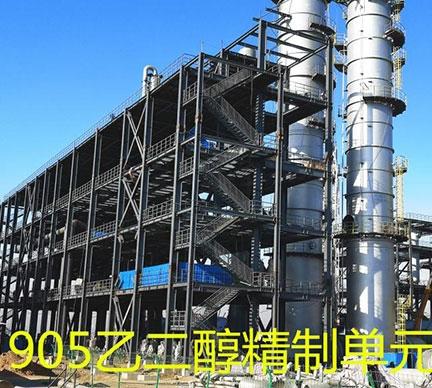 建元煤化科技焦炉气制乙ニ醇项目