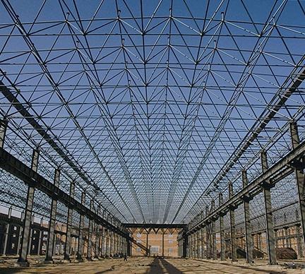 钢构网架公司